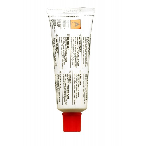 Body Filler Extra Red Hardener 40g