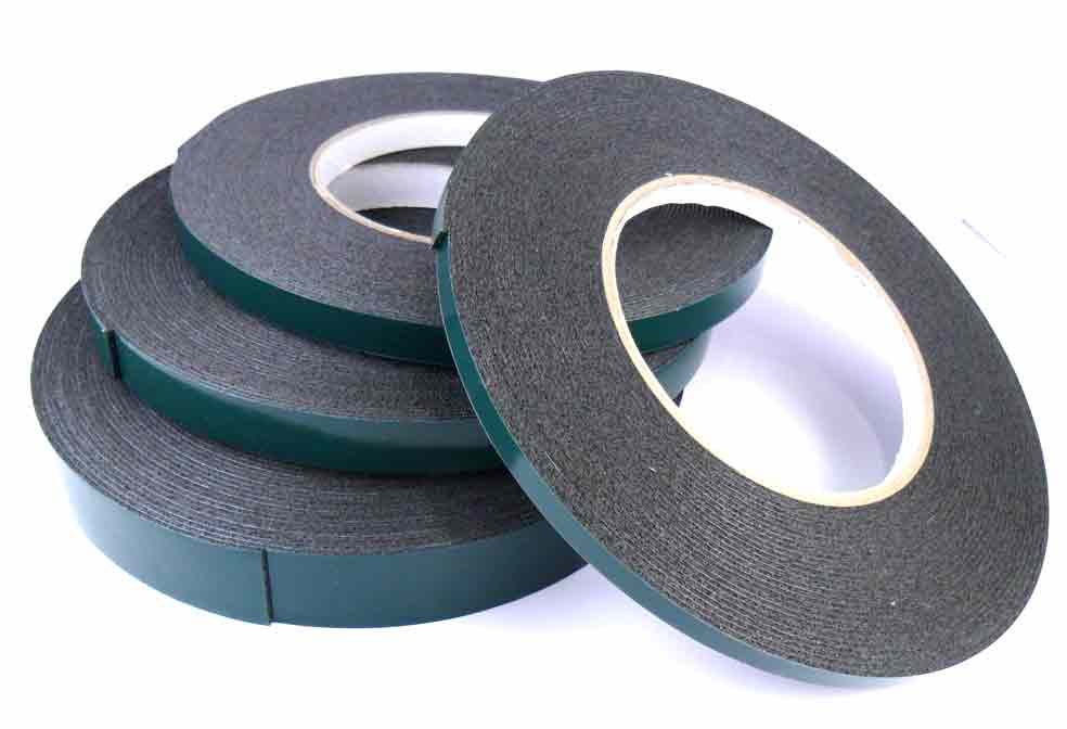 Badge Tape 50mm x 10m (Double Sided)