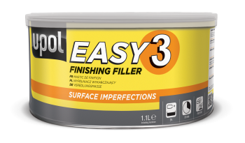 U-POL Easy 3 / Top Stop Gold Finishing Stopper 1.1Litre
