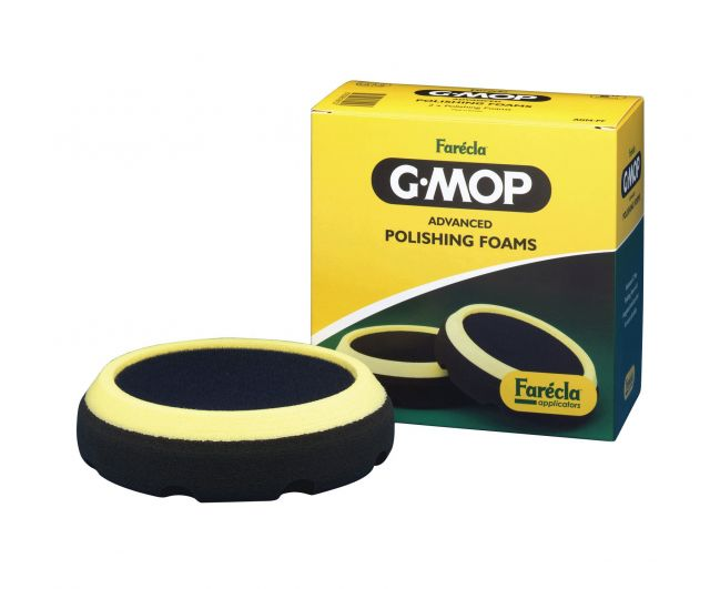 "Velcro Polishing Foam 6"" G.MOP AGM-PF PK2"
