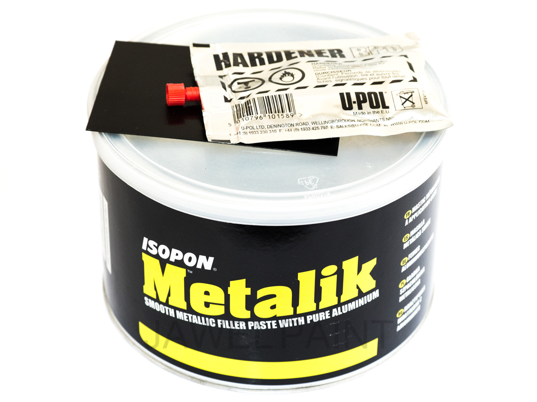 ISOPON Metalik Smooth Body Filler 1.1Litre
