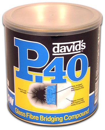 Glass Fiber Repair Paste 1.85L