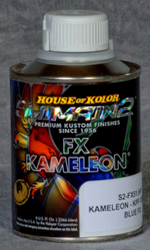 1/2 Pint Kameleon KPF Gold to Green