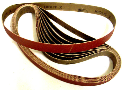 Belts 20x520mm 60Grit