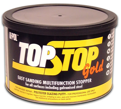 Top Stop Gold Finishing Stopper 1.1L