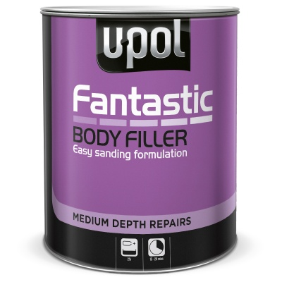 U-POL Fantastic Body Filler 3Litre