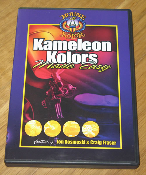 Video Kaleleon Kolors Made Easy