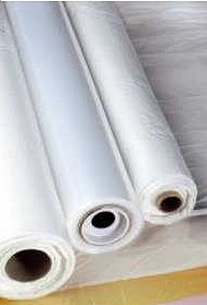 Static Car Cover White 4M x 120M